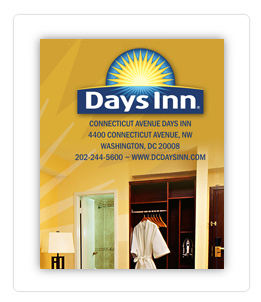 Hotel Advertising Design
